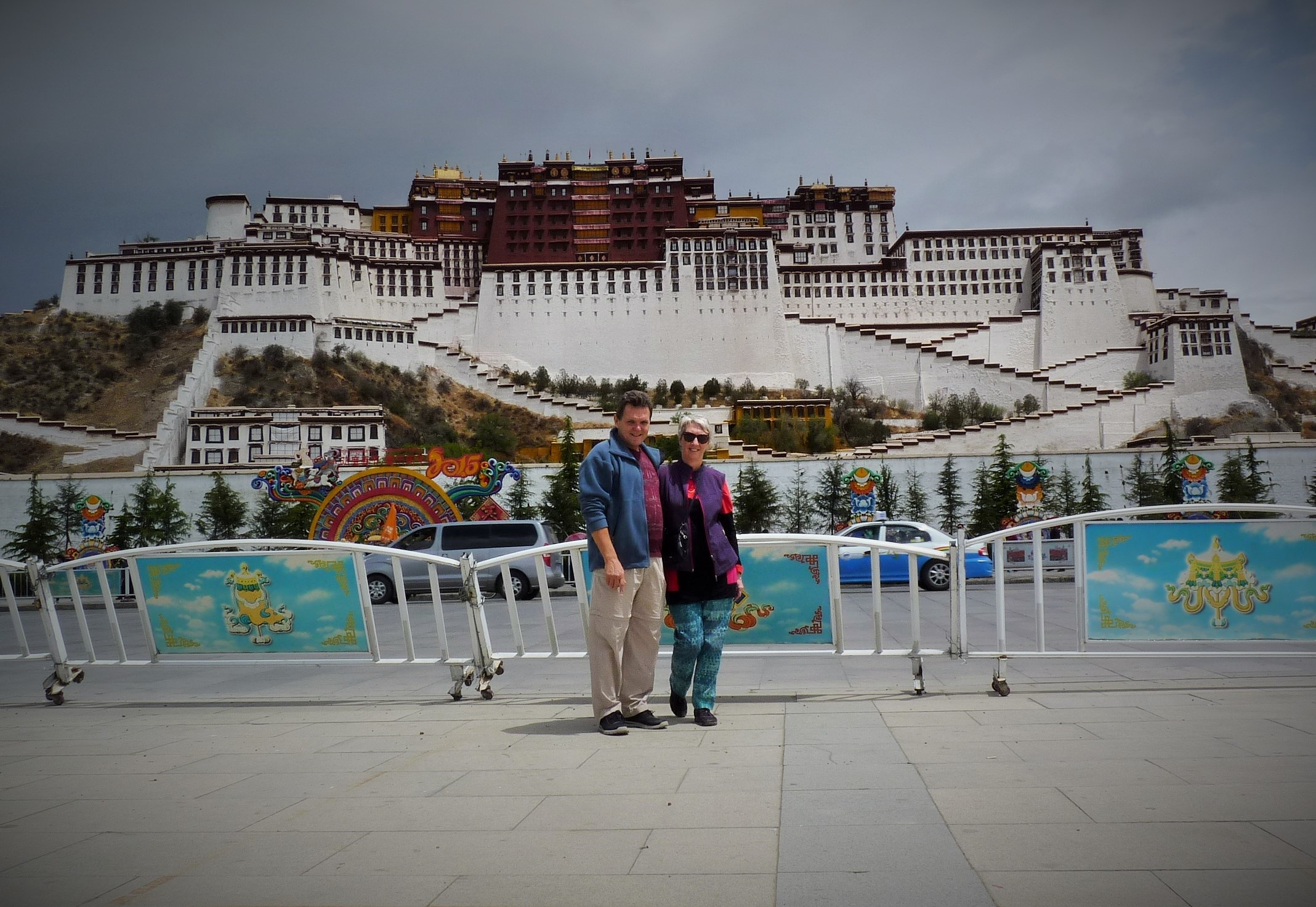 our six month adventure Lhasa Tibet